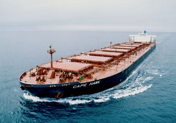 Baltic Dry Index Bulk Ship