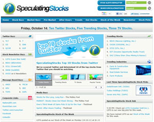 SpeculatingStocks.com