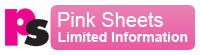 PinkSheets Limited Information
